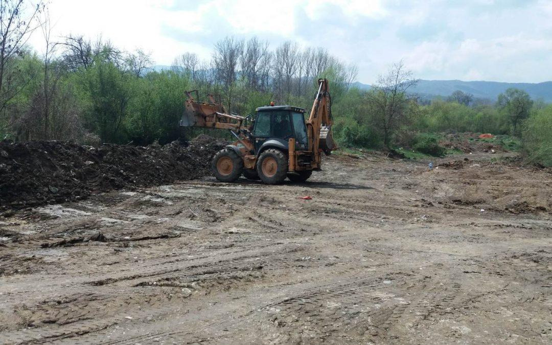 Уклоњене дивље депоније са територија Месних заједница Баре и Баласаве