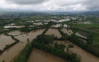 Проглашена ванредна ситуација на целој територији општине Кнић